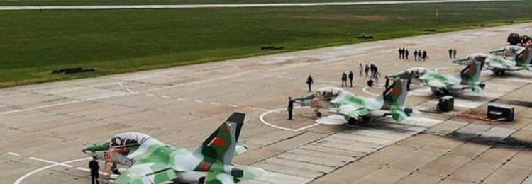 ВВС Беларуси получили новые Як-130
