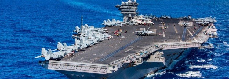 Благодарим Россию: авианосцы США стали бесполезными