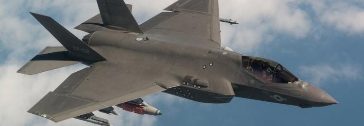 Победившие в бельгийском тендере самолеты F-35 оказались непригодны для сражения