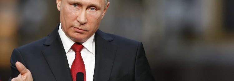 Каждый день работы Путина обходится в 41 млн рублей налогоплательщикам России