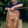 В древней Британии делали щиты из коры
