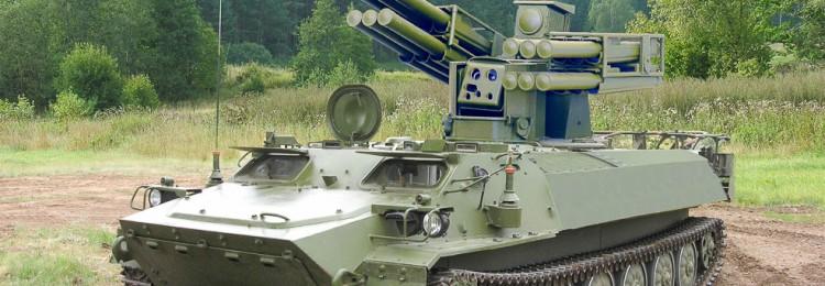 Вооруженные силы РФ получили «Сосну»