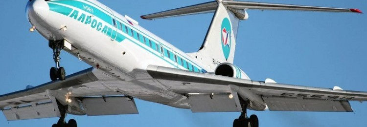 Легендарный Ту-134 отправился в свой последний пассажирский рейс