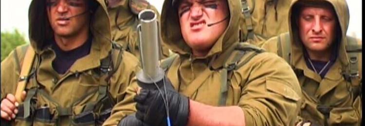 Русский спецназовец и в кино выглядит круче