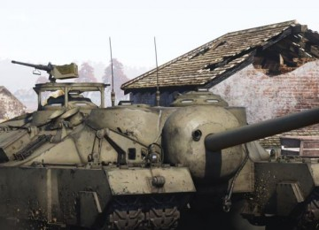 Самый бронированный «танк» в истории американский Т-28