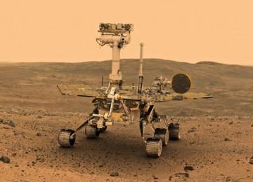 НАСА потеряла марсоход Opportunity