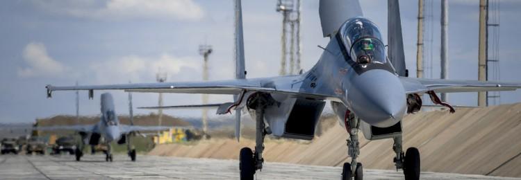 Ереван возьмет в кредит у Москвы истребители Су-30СМ