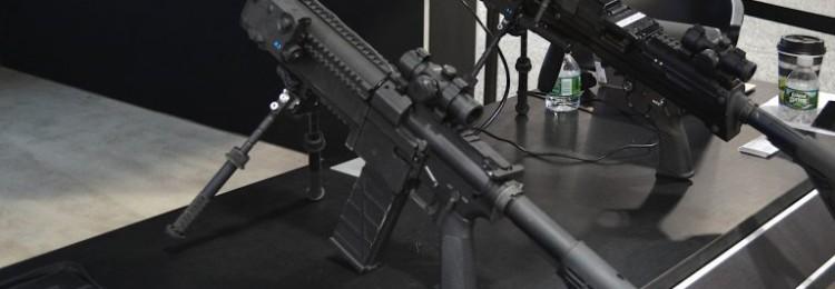 В США выбрали разработчиков для замены семейства винтовок M16