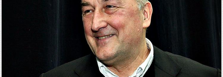 Борис Клюев о тайных концертах Кикабидзе в России