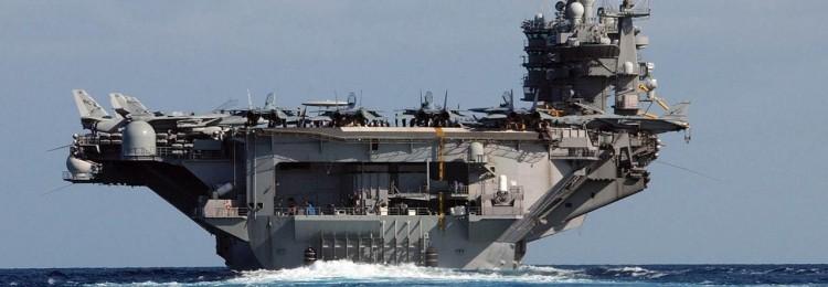 Фантастические корабли: американские авианосцы уже давно бесполезны