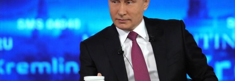 Ложь Путина и потерянное доверие народа