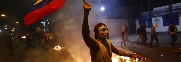 Венесуэла опять бунтует, но вроде все обошлось