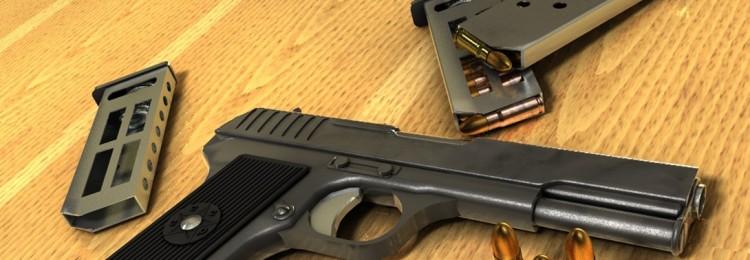 Какими пистолетами пользуются чаще всего в мире?