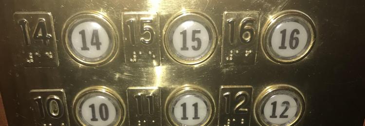 В Англии нет квартир с номером 13 и 13-х этажей