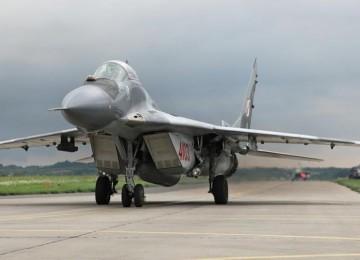 Третий случай за 2 года: в Польше снова потерпел крушение МиГ-29