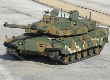 Южнокорейский танк «Черная пантера» обошел всех, включая Т-14 «Армата»
