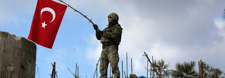 Вторжение турецкой армии в Сирию позволяет России укрепить свои позиции и расширить зону влияния войскам Асада