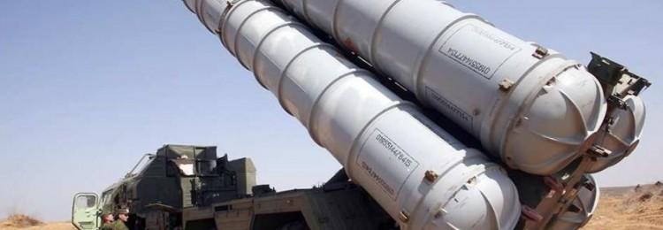 Израиль ударил в район развертывания С-300 в Сирии