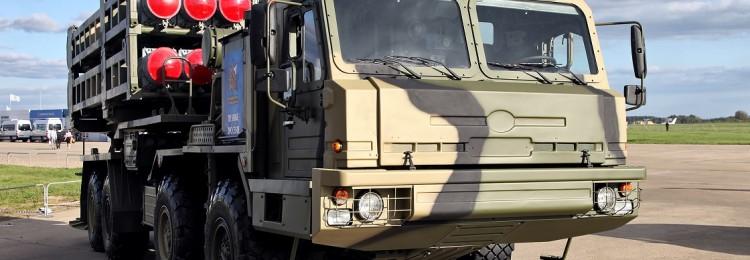 На российском полигоне продемонстрировали возможности ЗРК «Витязь»