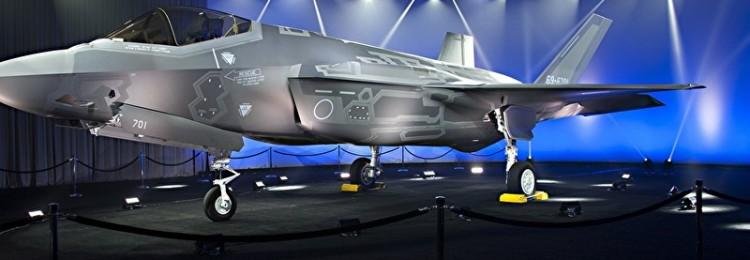 F-35 постепенно обновят до шестого поколения