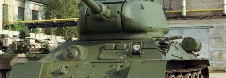 Для чего в башне Т-34 сделаны 2 отверстия?