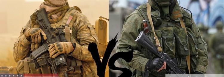 Кто мощнее? Экипировка пехоты США и России