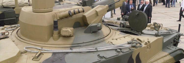 Западных экспертов удивила российская «Деривация-ПВО» на основе «Адской молотилки»