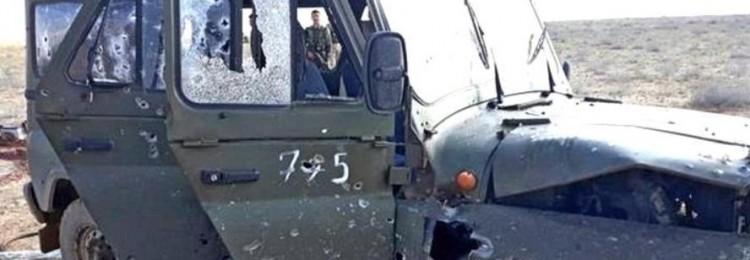 Террористы опубликовали видео с раненными российскими военнослужащими