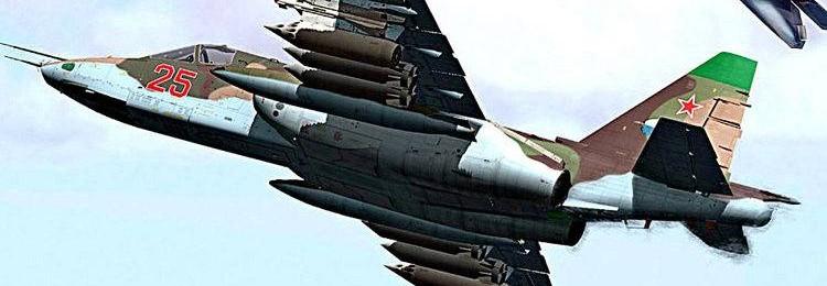 Российский штурмовик едва не столкнулся с истребителем F-22 в Сирии