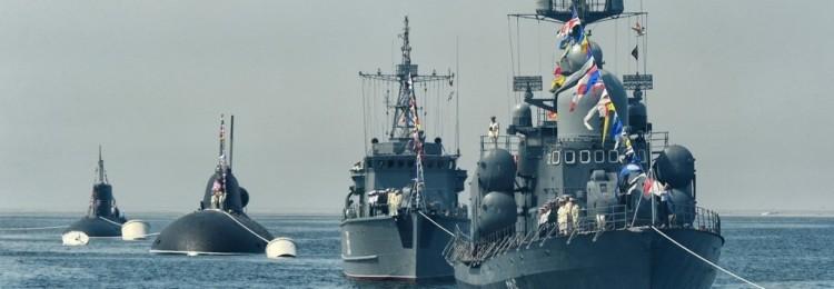 Почти три столетия на вахте: Тихоокеанскому флоту 288 лет