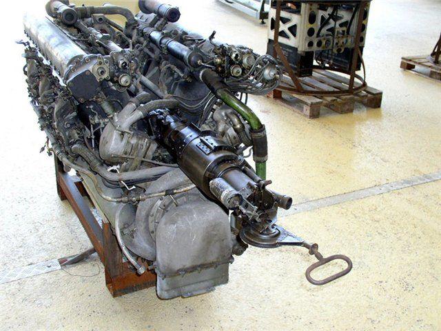 Мотор М-105ПФ