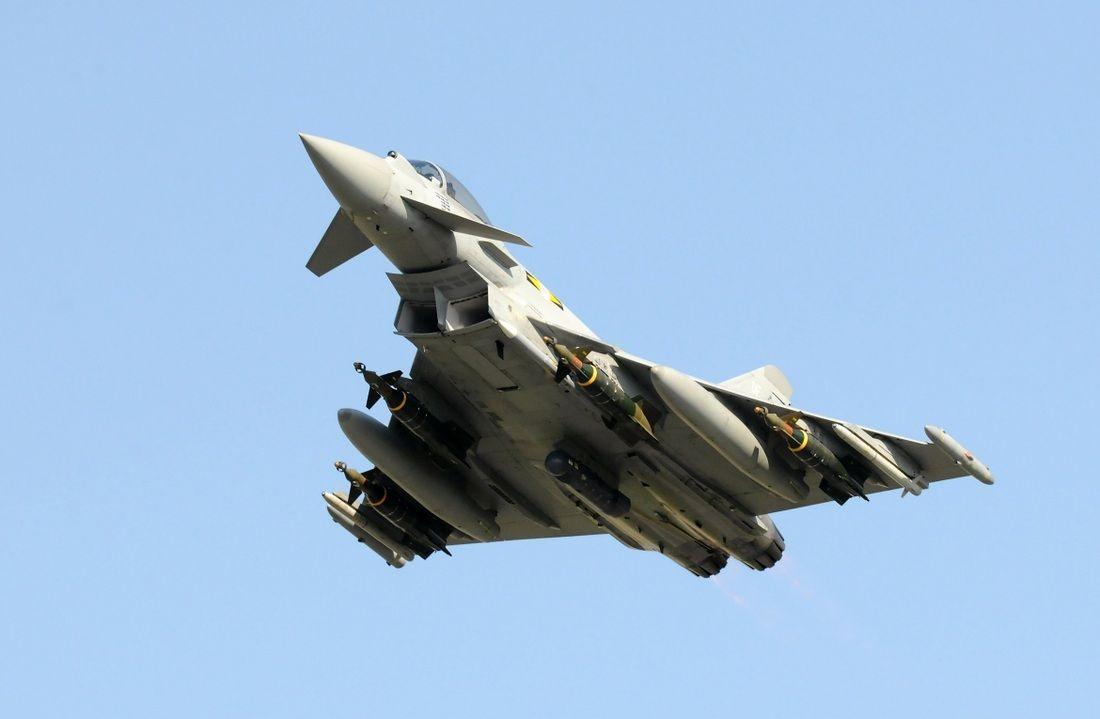 Немецкий военный самолет