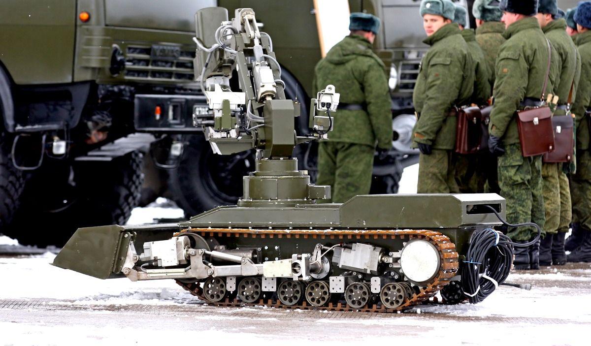 Новые модели военной техники