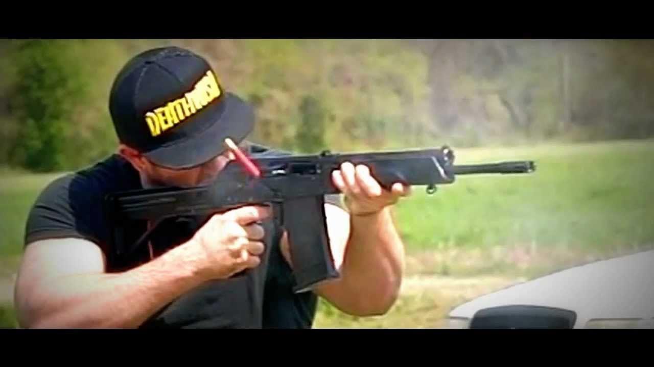 """Стрельба из """"Сайги-410"""""""