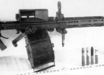Зенитная автоматическая пушка Эрликон