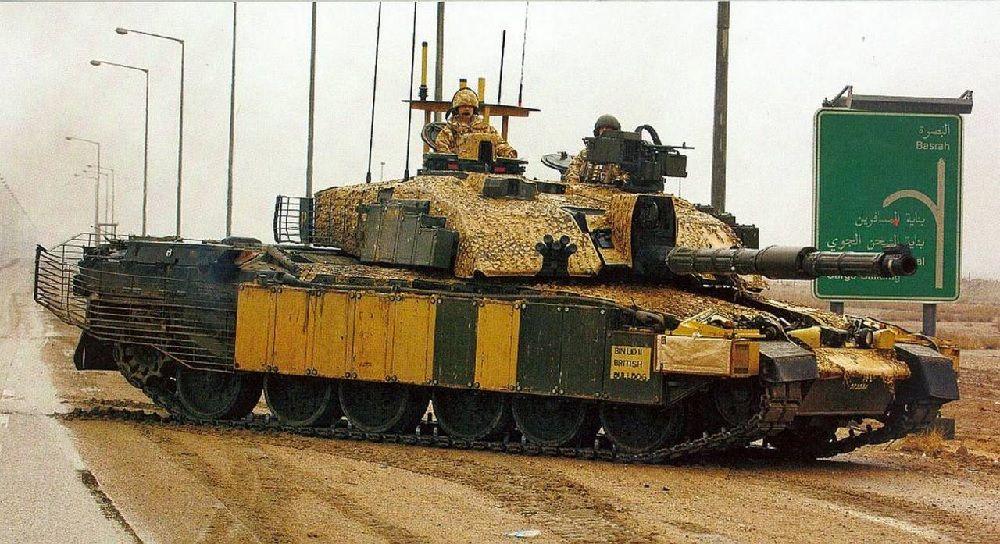 """""""Челленджер"""" в Ираке"""