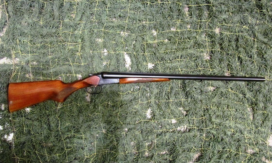 Гладкоствольное ружье ИЖ-43