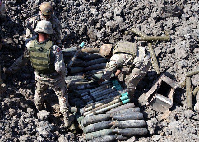 Химическое оружие в Ираке