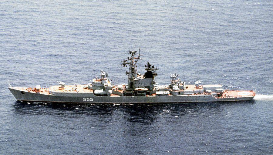 Крейсер проекта 1134