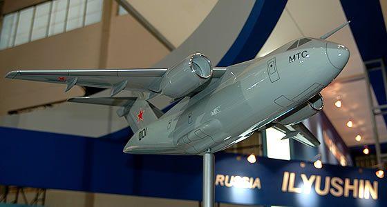 Макет ИЛ-214