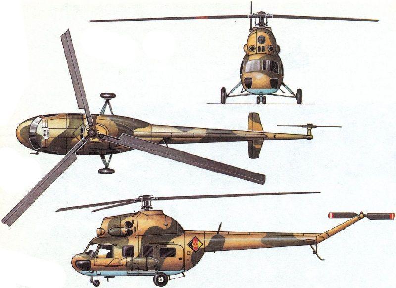 Ми-2 ВВС ГДР