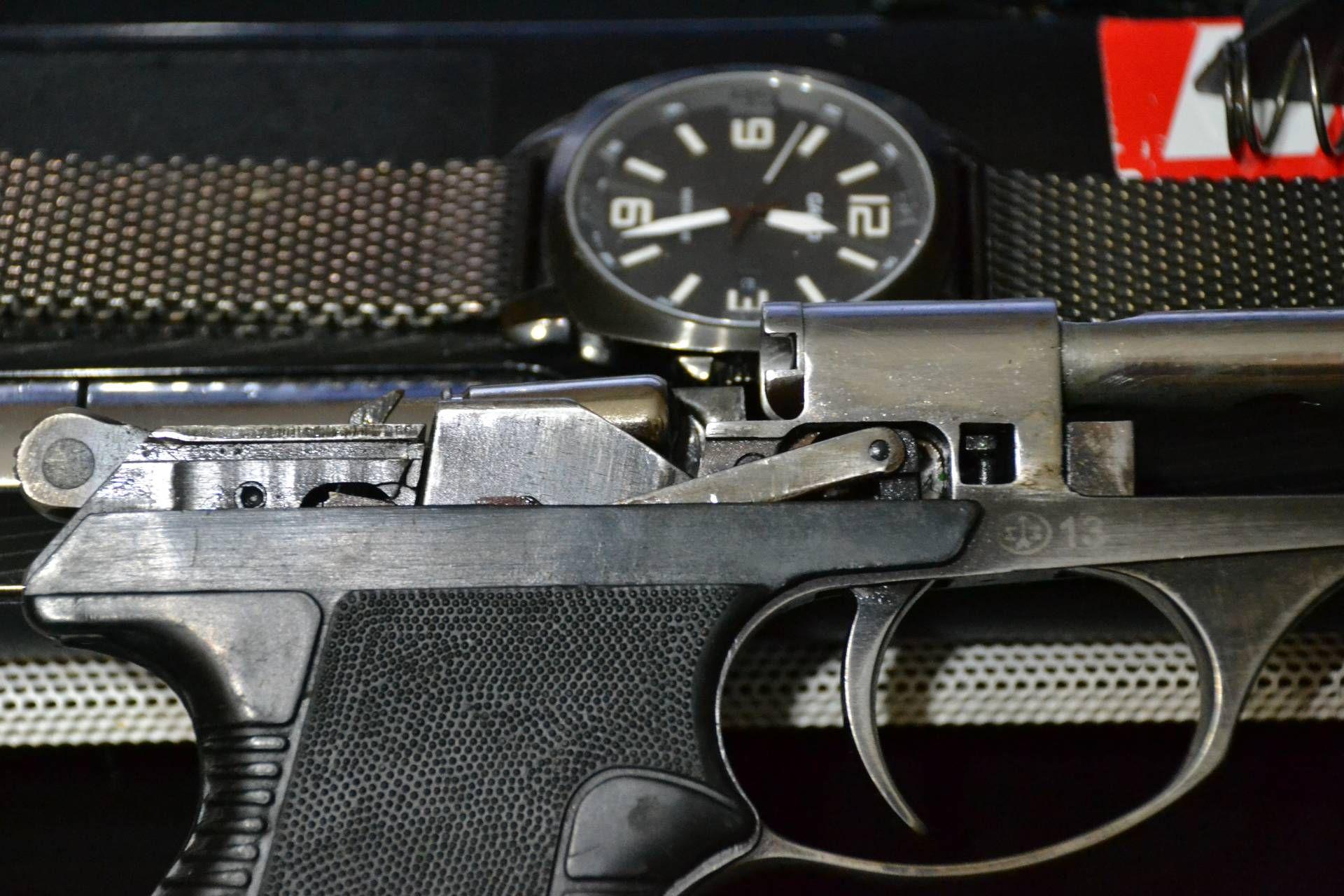МР-78-9ТМ и часы