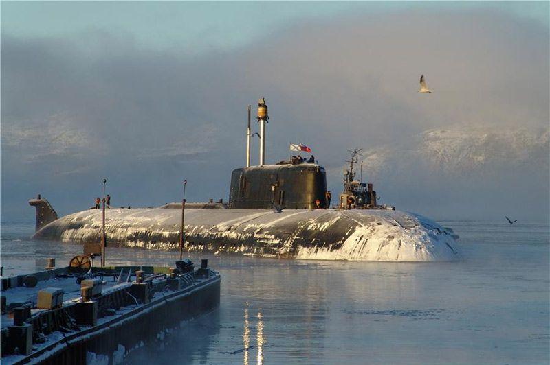 На Северном флоте
