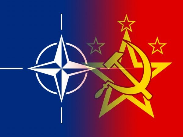 НАТО Варшавский Договор