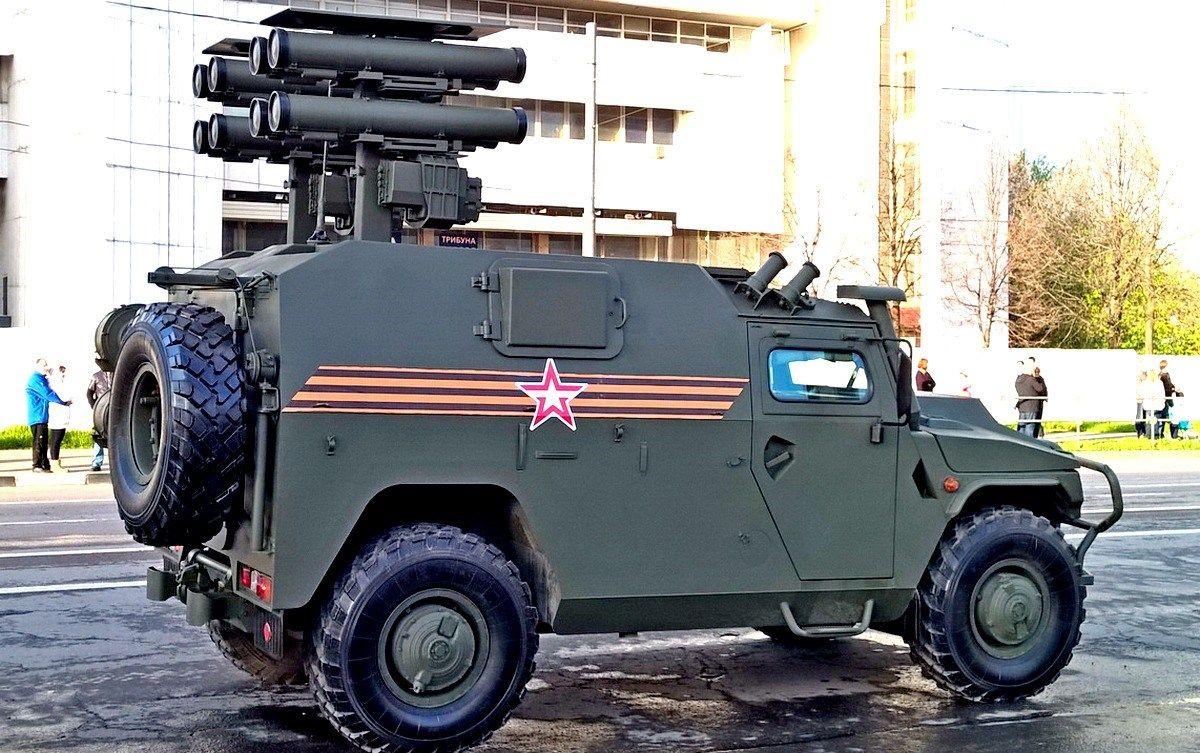 Новейшее противотанковое оружие