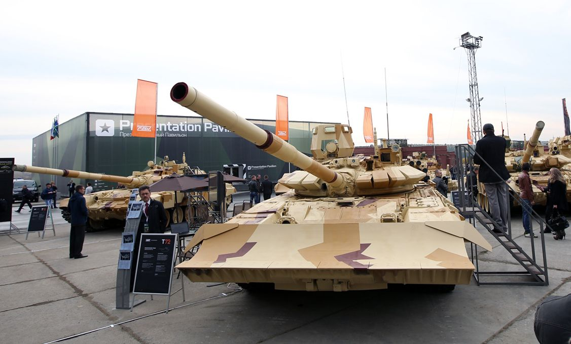 Новейшие танки