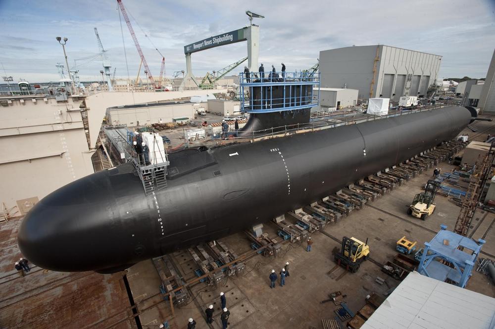 Подводная лодка ВМФ США