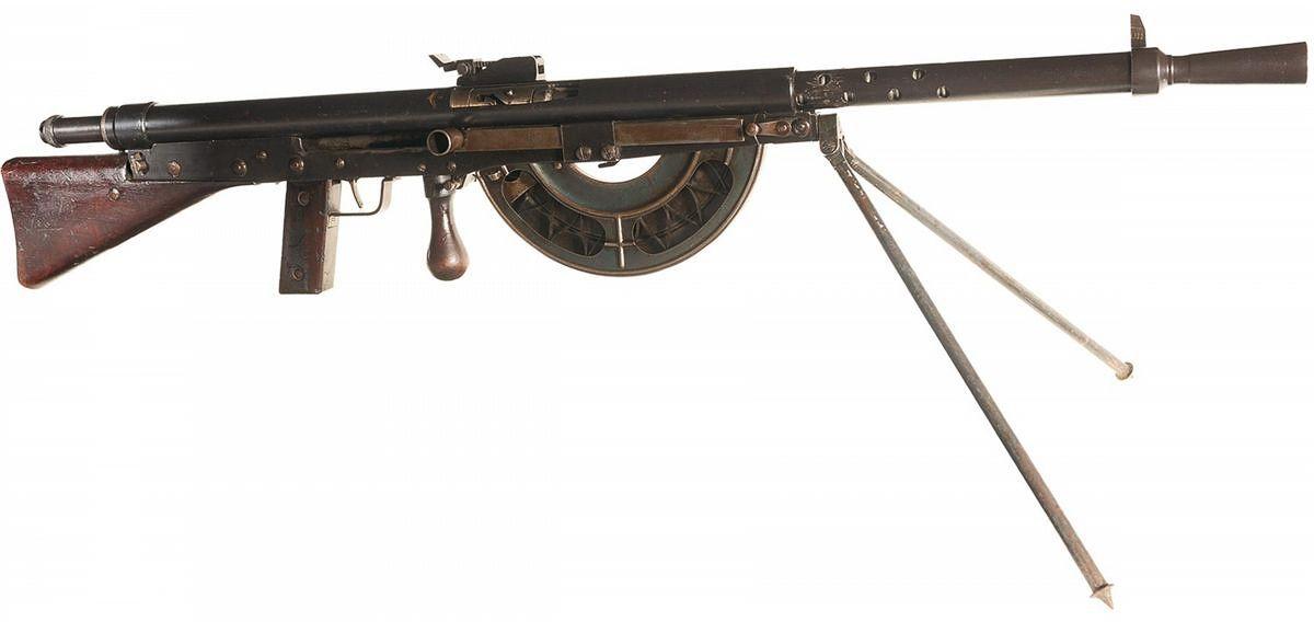 Пулемет Шоша