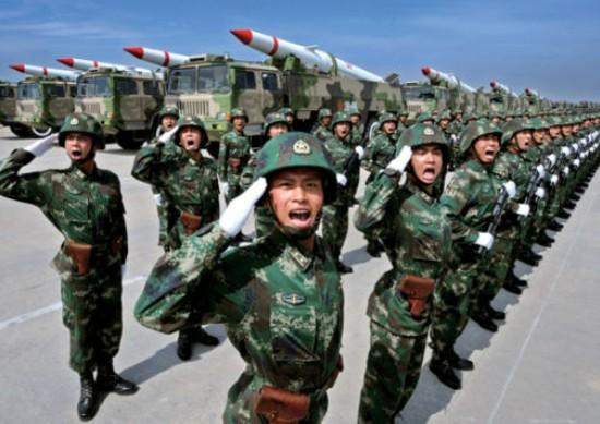 Ракетные войска Китая