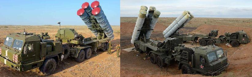 С-400 и С-500